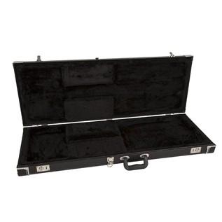 Fender Pro Series Stratocaster/Telecaster Case, Black 3