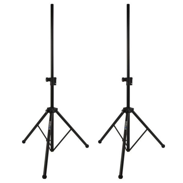 Quiklok Easy Lift Air Cush Speaker Stands, Pair