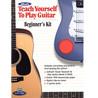 Alfreds enseñan a tocar guitarra principiantes Kit - caja abierta