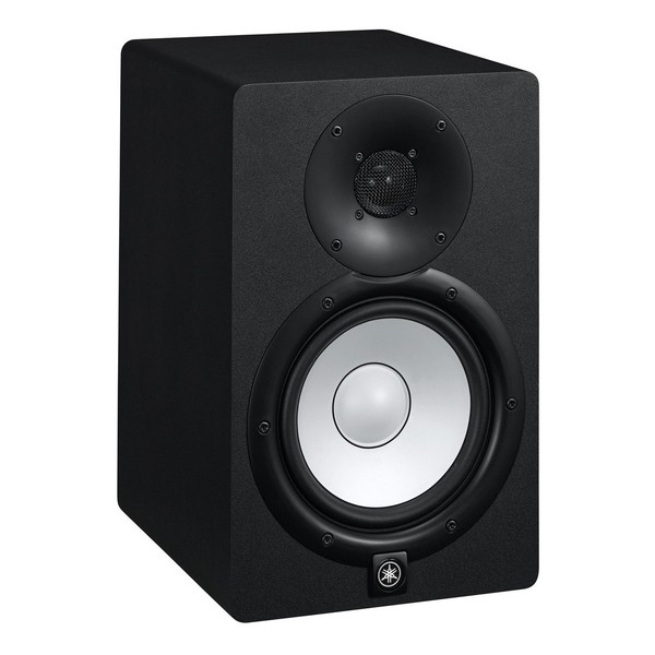 Yamaha HS7 Active Studio Monitor - Box Opened - Angled Right