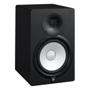 Yamaha HS8 Active Studio Monitor - Box Opened - Angled Right