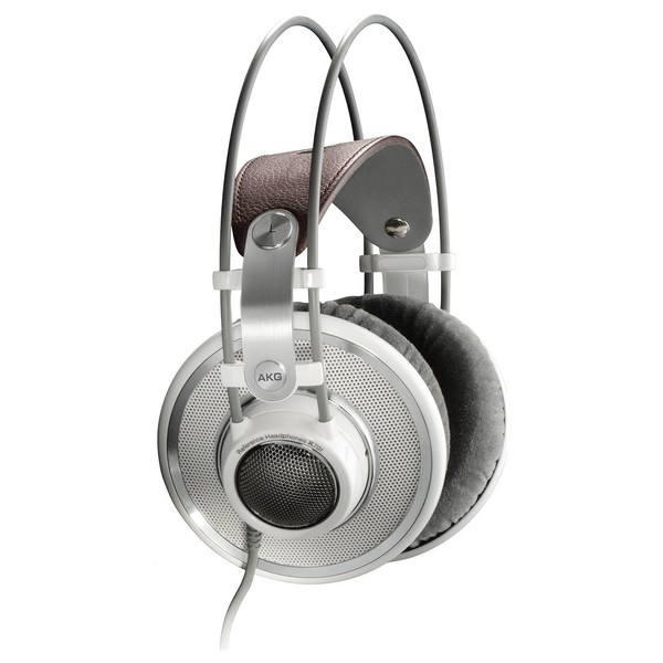 AKG K701 Headphones - Angled