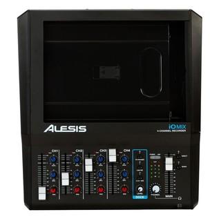 Alesis iO Mix 4-Channel Mixer/Recorder - Top