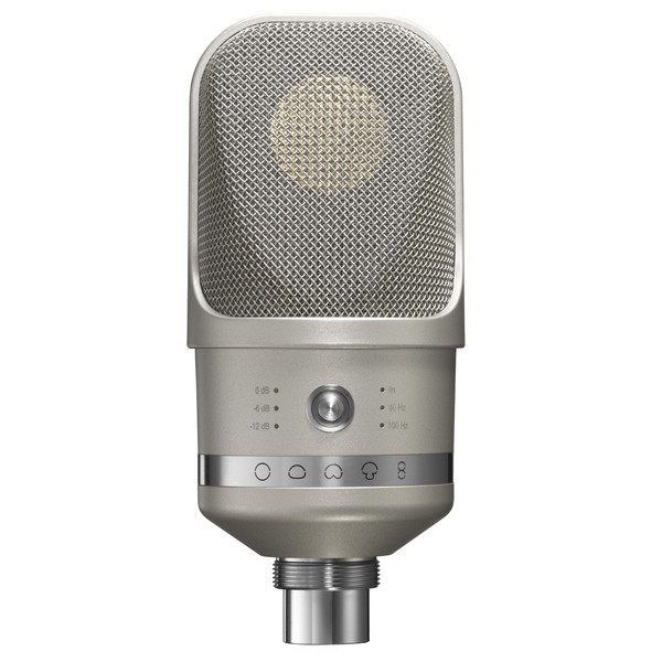 Neumann TLM 107 Studio Set, Nickel