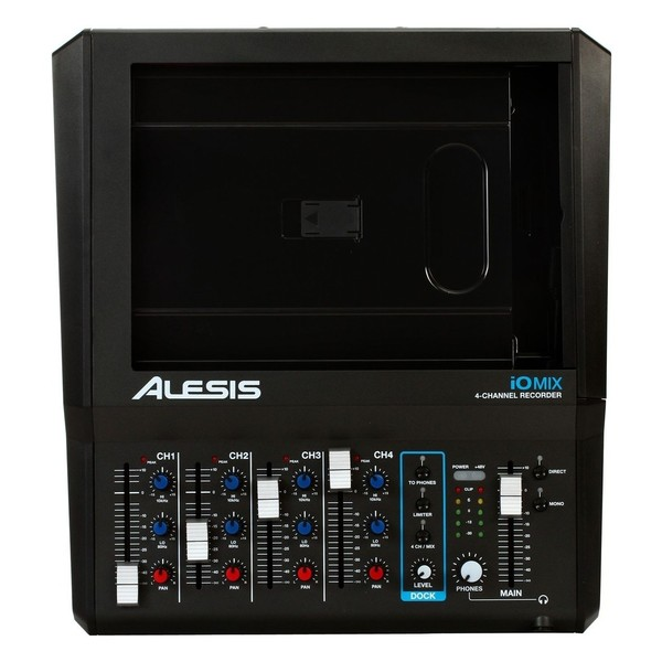 Alesis iO Mix 4-Channel Mixer - Top