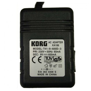 Korg microKORG Power Adapter - Main