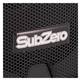 SubZero 200W Active/Passive Speaker System with Digital Media Player