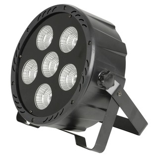 QTX 6 x 30W COB Plastic Par Light