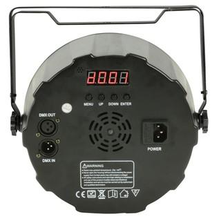 QTX 6 x 30W COB Light, Rear