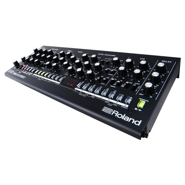 Roland SE-02 2017 Analog Synthesizer - Angled 2