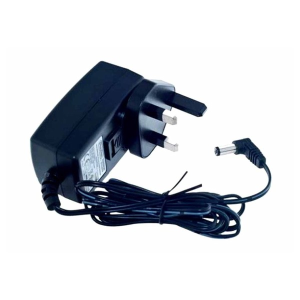 Dunlop ECB-004 UK AC Adapter 18V 1