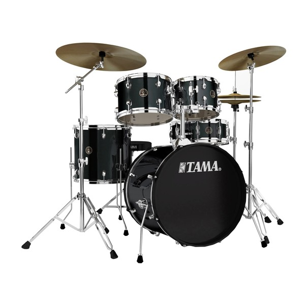 Tama Rhythm Mate 20'' 5pc Drum Kit, Black