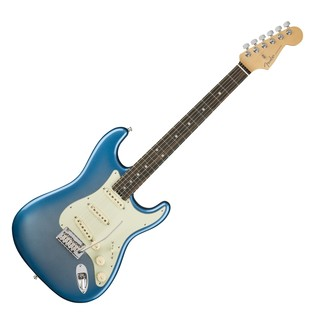 Fender American Elite Stratocaster, Ebony, Sky Burst Metallic