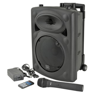 QTX QR8 Portable PA with Bluetooth