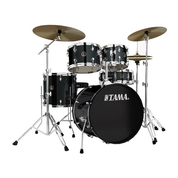 Tama Rhythm Mate 22'' 5pc Drum Kit, Black