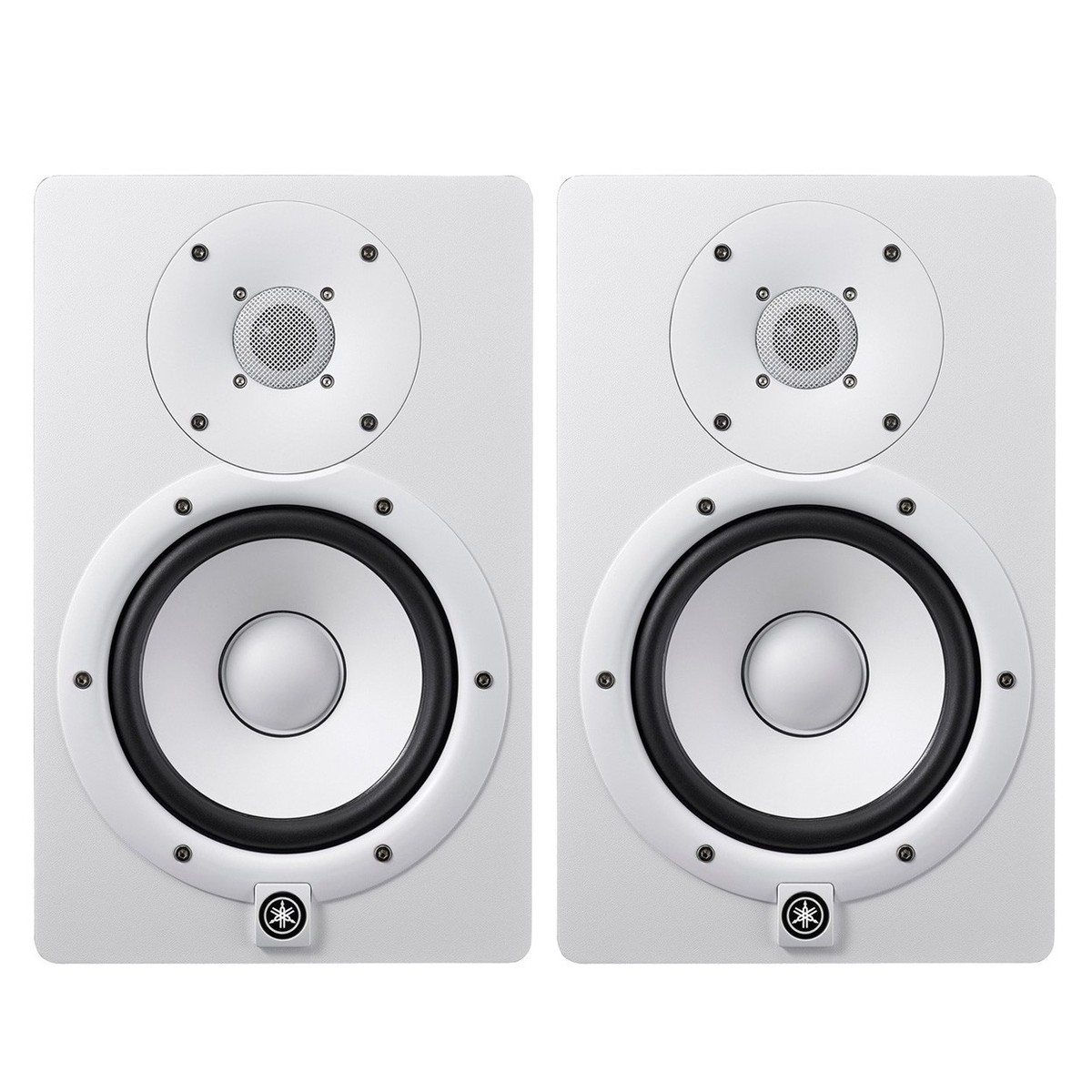 yamaha hs7i active studio monitor pair white at gear4music. Black Bedroom Furniture Sets. Home Design Ideas