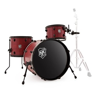 SJC Drums 3 Piece 20