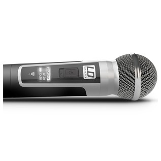 LD Systems U506 Dynamic Handheld Microphone
