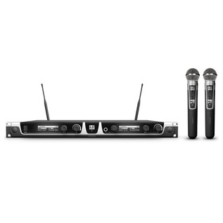 LD Systems U506 HHD 2 Wireless Microphone System