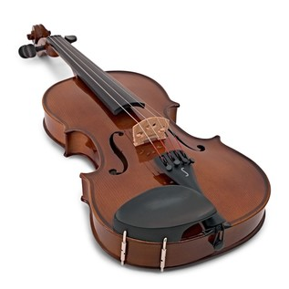 Stentor Student 2 Violin Outfit, 1/4, angle