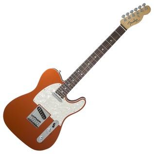 Fender American Elite Telecaster, RW, Autumn Blaze Metallic