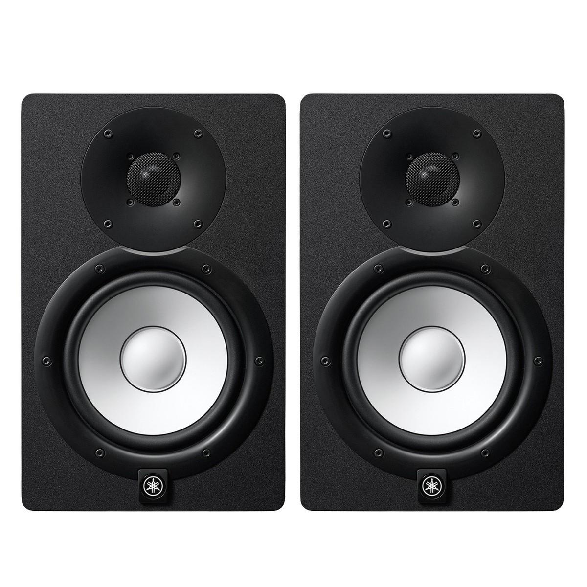 yamaha hs7i active studio monitor pair black at gear4music. Black Bedroom Furniture Sets. Home Design Ideas