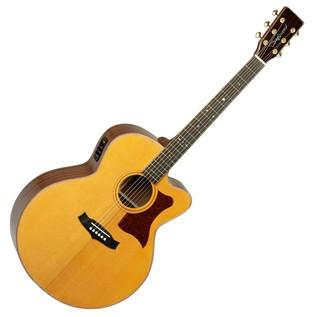 Tanglewood TW55HE Heritage Super Jumbo Electro Acoustic Guitar