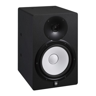 Yamaha HS8I Nearfield Studio Monitor - Angled Right