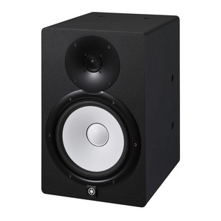 Yamaha HS8I Active Studio Monitor - Angled Left