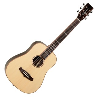 Tanglewood TWJLJ Java Exotic Travel Size Acoustic Guitar