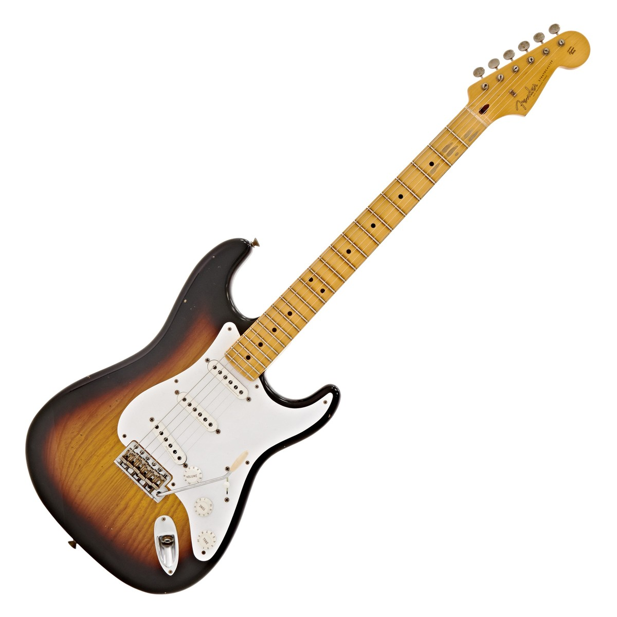 fender custom shop journeyman relic eric clapton strat, sunburst atFender 5position Stratocaster Telecaster 39super Switch39 At Gear4music #2