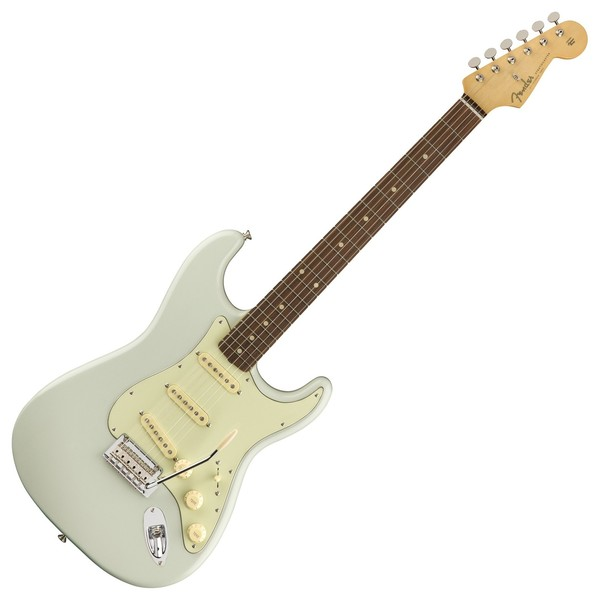Fender Classic Player 60s Stratocaster, PW, Sonic Blue