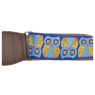 Souldier Guitar Strap Owls