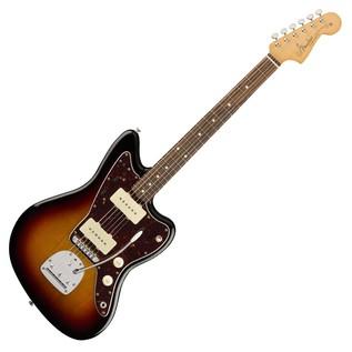 Fender Classic Player Jazzmaster Special, Pau Ferro, Sunburst front