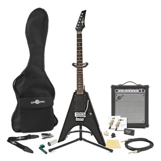 Harlem V Electric Guitar + 35W Amp Pack