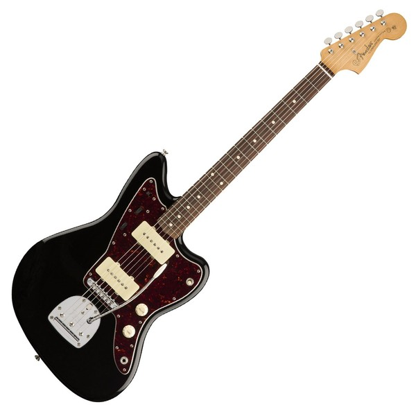 Fender Classic Player Jazzmaster Special, Pau Ferro, Black front