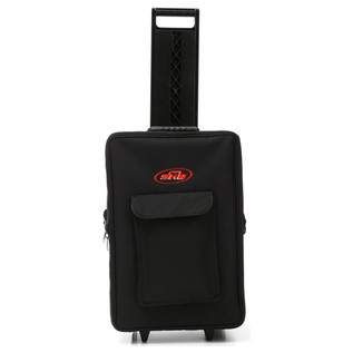 SKB Small Rolling Powered Speaker/Mixer Soft Case - Front Handle Extended