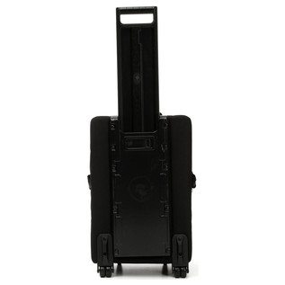 SKB Small Rolling Powered Speaker/Mixer Soft Case - Rear