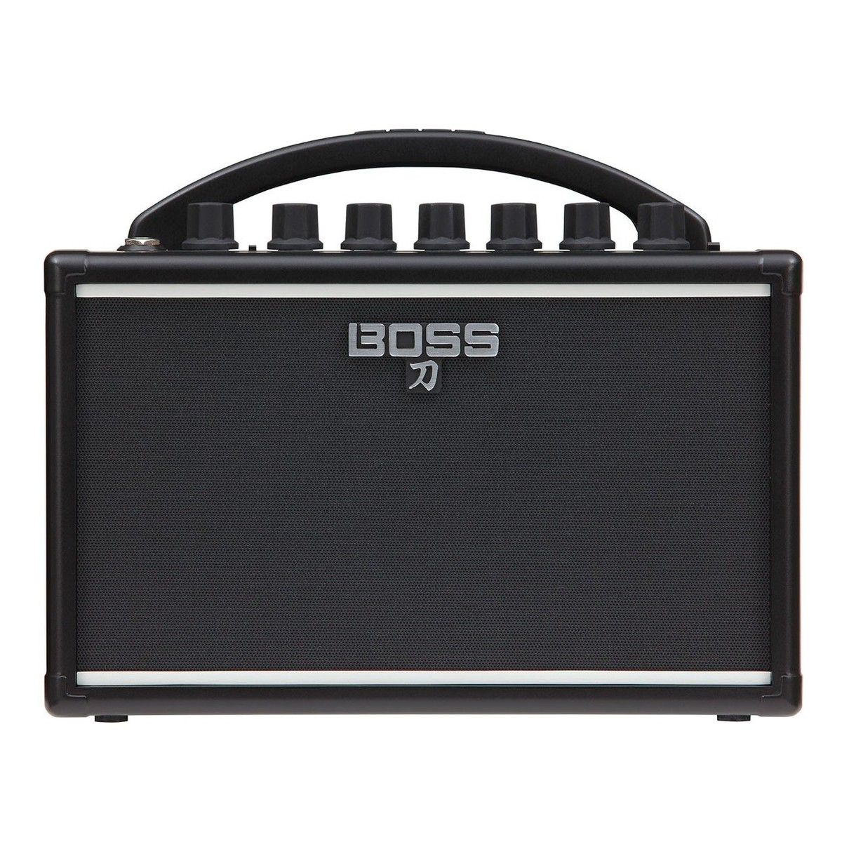 boss katana mini ultra compact guitar amp at gear4music. Black Bedroom Furniture Sets. Home Design Ideas