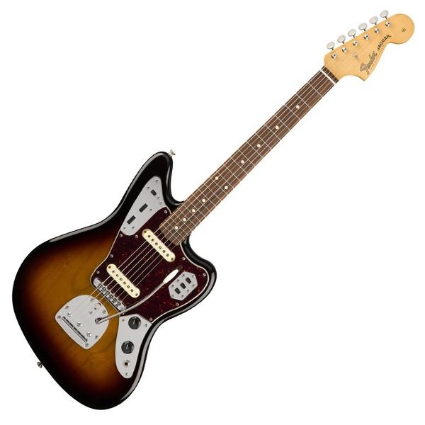 Fender Classic Player Jaguar Special, Pau Ferro, Sunburst