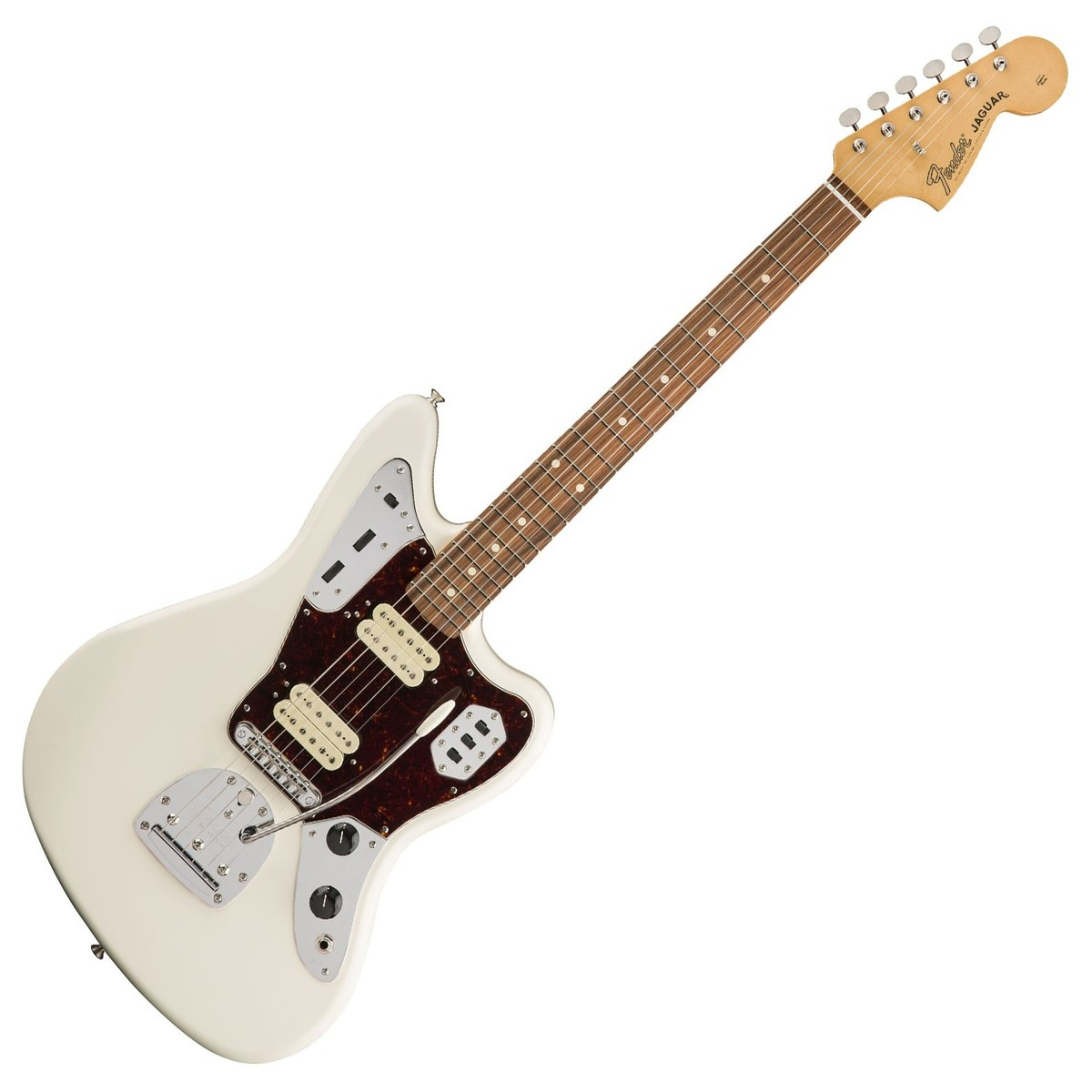 fender classic player jaguar special hh pau ferro olympic white at gear4music. Black Bedroom Furniture Sets. Home Design Ideas