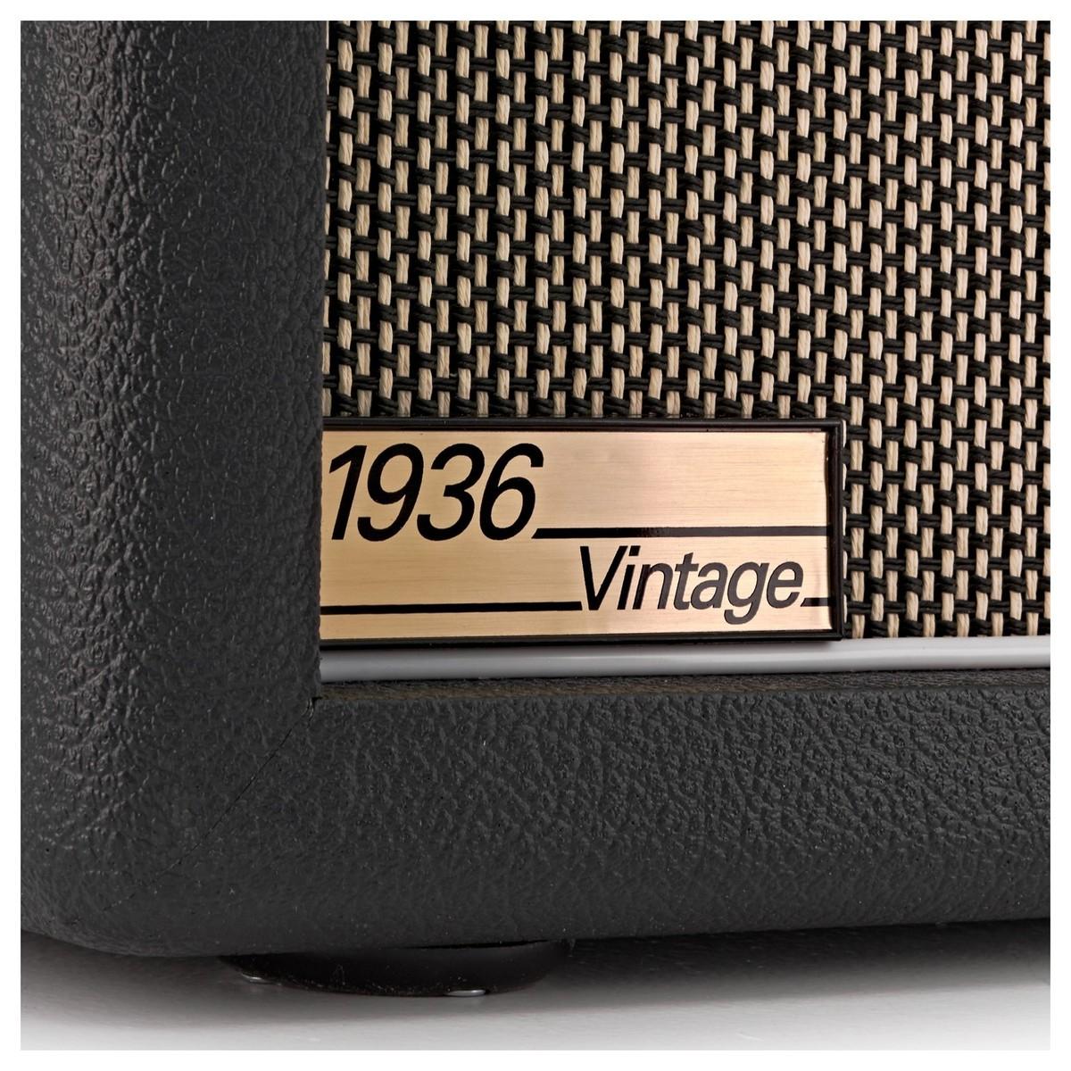 Marshall 1936v Vintage 2 X 12 Guitar Speaker Cabinet At