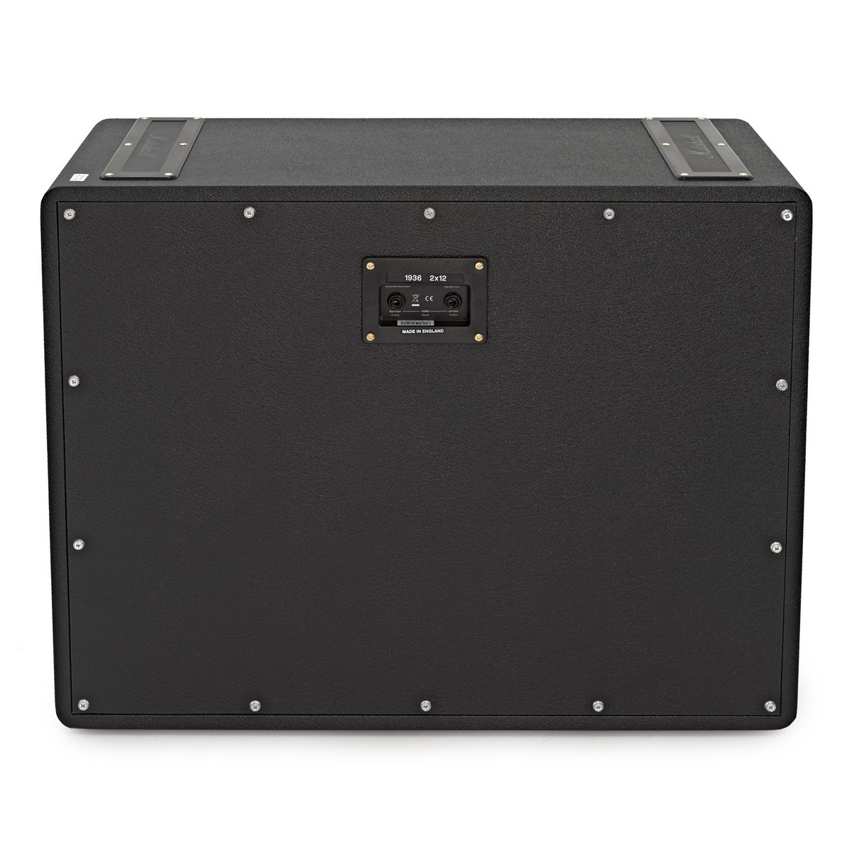 marshall 1936v vintage 2 x 12 39 39 guitar speaker cabinet at gear4music. Black Bedroom Furniture Sets. Home Design Ideas