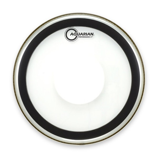 Aquarian Performance II Power Dot 20'' Drum Head with Glue