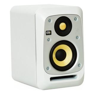 KRK V4S4 Active Studio Monitor - Angled