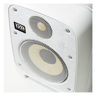 KRK V8S4 Studio Monitor - Top Detail