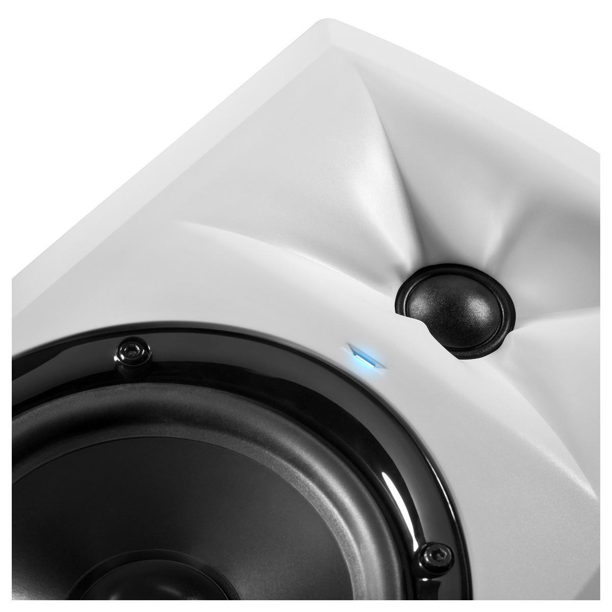 jbl 305 white. jbl lsr305 studio monitor, white - detail. loading zoom jbl 305 a
