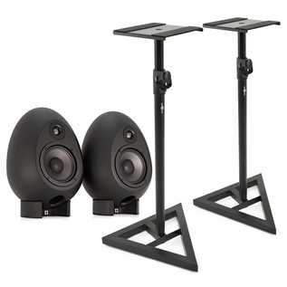 Munro Sonic EGG 150 Monitoring System With Stands - Bundle