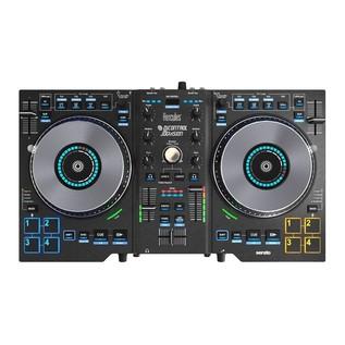 Hercules DJControl Jogvision DJ Controller - Top