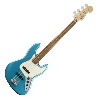 Fender Standard Jazz Bass, Pau Ferro, Lake Placid Blue